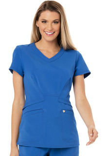 Careisma Contour V-Neck Top - CA618A -Careisma