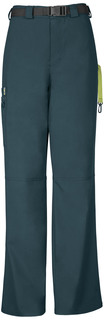 Cherokee Men's Zip Fly Front Pant-Code Happy
