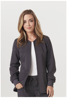 CH312A Zip Front Warm-Up Jacket-