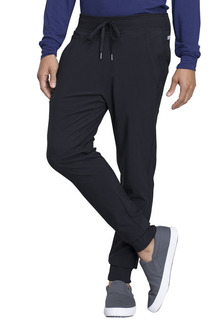 Mens Natural Rise Jogger Pant-Cherokee Medical