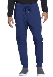 Infinity Men's Natural Rise Jogger Pant = CK004A-Cherokee Medical