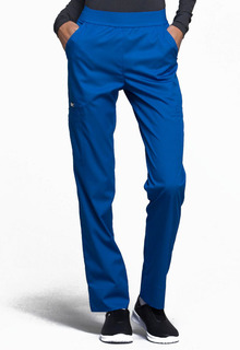 Natural Rise Tapered Leg Pant-Cherokee Uniforms