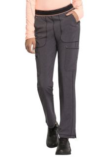 Mid Rise Tapered Leg Pull-on Pant-Cherokee Medical