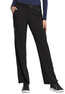 Natural Rise Flare Leg Pant-Cherokee Medical