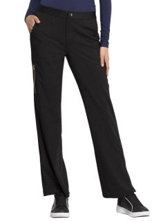 Natural Rise Flare Leg Pant-Cherokee Uniforms