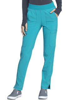 CK065A Mid Rise Tapered Leg Pull-on Pant-Cherokee Medical
