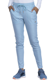 FORM - Mid-Rise Tapered Leg Drawstring Pant - Jogger Style DEAL-Cherokee Medical