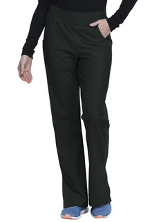 Mid Rise Moderate Flare Leg Pull-on Pant-Cherokee Medical