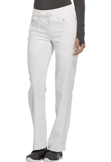 CK100A Mid Rise Tapered Leg Drawstring Pants