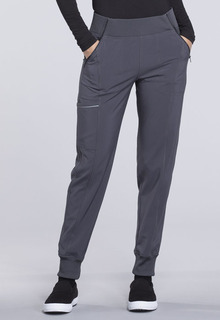 Mid Rise Tapered Leg Jogger Pant-Cherokee Medical