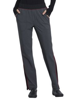 CK125A Mid Rise Tapered Leg Pull-on Pant-Cherokee Medical