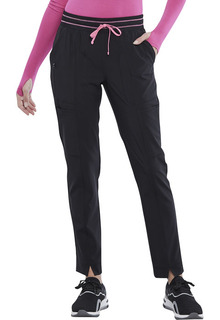 Mid Rise Tapered Leg Drawstring Pant-Cherokee Uniforms