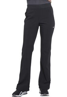 Mid Rise Flare Leg Pull-on Pant-Cherokee Uniforms