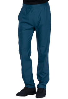 Mens Tapered Leg Pull-on Pant-Cherokee Uniforms