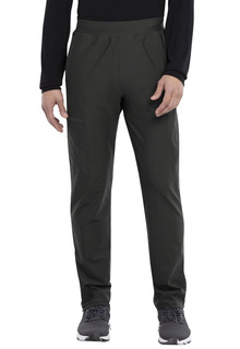 Mens Tapered Leg Pull-on Pant-Cherokee Medical