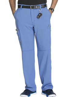 Infinity Mens Athletic Fly Front Pant - CK200A-Cherokee Medical