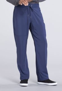Mens Tapered Leg Drawstring Pant-Cherokee Uniforms