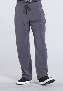 DEAL - Infinity Men's Tapered Leg Drawstring Pant - Antimicrobial-Cherokee Medical