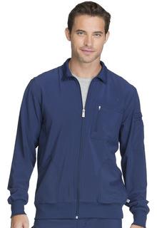 Mens Zip Front Jacket-Cherokee Uniforms