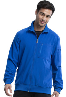 Mens Zip Front Jacket-