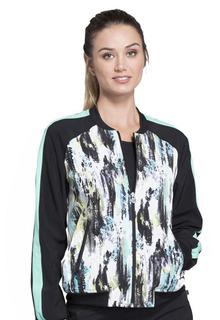 CK309 Zip Front Jacket-Cherokee Medical