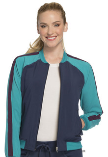 WSL - DEAL - Infinity Color Block Jacket - Antimicrobial-