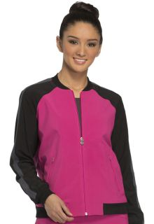 CK310A Zip Front Warm-up Jacket-Cherokee Medical