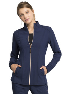 Statement Zip Front Jacket-