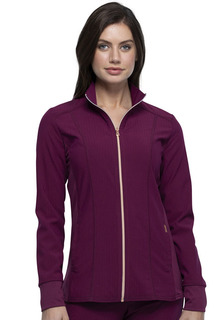 CK365 Zip Front Jacket-Cherokee Medical