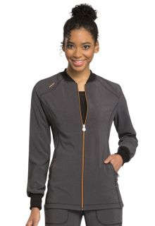 Zip Front Warm-up-Cherokee Medical