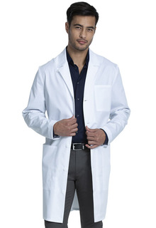 "Project Lab 38"" Men's Lab Coat with Tall Option-Cherokee Medical"