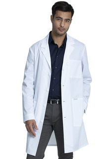 "Z - 40"" Unisex Lab Coat, Tall-Cherokee Medical"