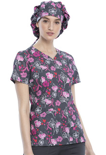 CK501 Bouffant Scrubs Hat-Cherokee Medical