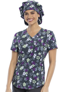 Unisex Bouffant Scrubs Hat-Cherokee Medical