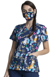 Adult Reusable Face Covering-Cherokee Medical