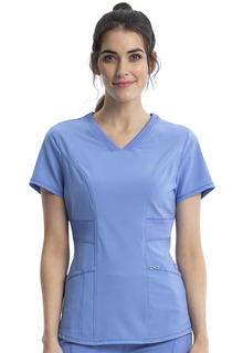 Infinity NEW Stretch Knit V Neck - Antimicrobial-