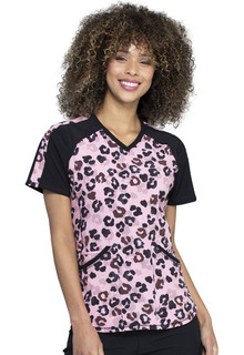 CK656 V-Neck Top-Cherokee Medical