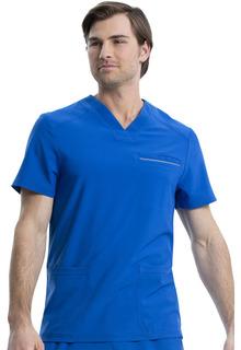 IFlex Men's V-Neck Top-Cherokee Medical