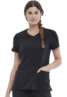 CK711 V-Neck Top-Cherokee Medical