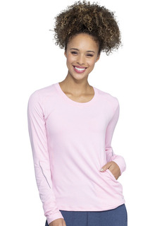 Long Sleeve Underscrub Knit Tee-Cherokee Uniforms