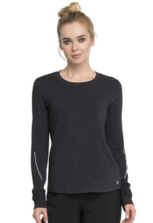 CK765 Long Sleeve Underscrub Knit Tee-