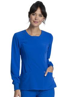 Long Sleeve V-Neck Top-