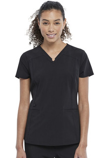 CK798 V-Neck Top-Cherokee Medical