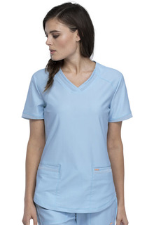 CK840 V-Neck Top-Cherokee Medical