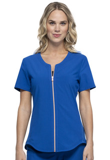 Statement - Zip Front Top-Cherokee Medical