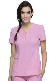 Y-Neck Top-Cherokee Medical