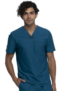 FORM - Men's V-Neck Top-Cherokee Medical
