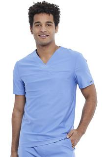FORM - Men's V-Neck Top-Cherokee Medical