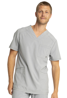 Infinity Men's 3 Pocket V-Neck - CK900A-Cherokee Medical