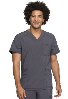 Mens Cherokee Infinity V-Neck Top-Cherokee Medical